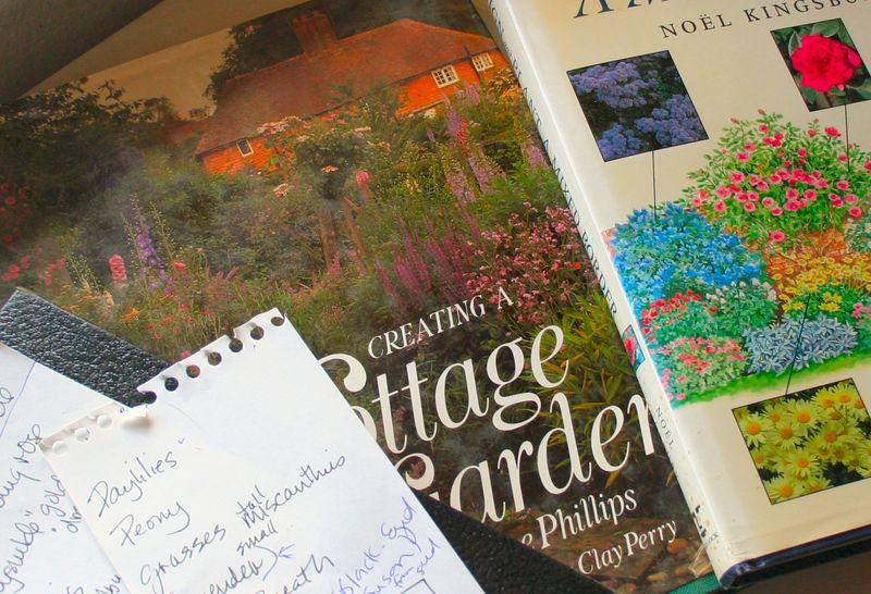 Gardenbookspicnik