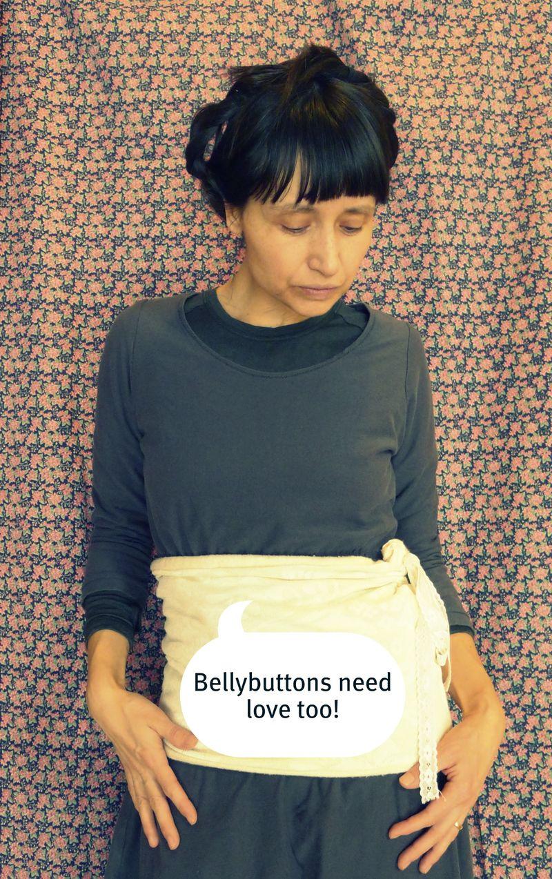 Bellybutton love